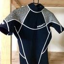 【BeWet】 半袖タッパー ウェットスーツ 美品