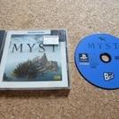 ¥200  お買得!! MYST/ミスト PSソフト/プレイステーション