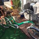 WAICA  FUN2TOP20 三輪子供乗せ自転車