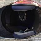 シャア専用ヘルメット