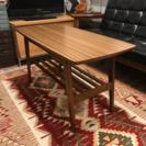 【取引終了】カリモク60 リビングテーブル(小) ウォールナット