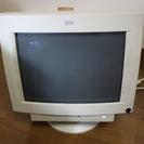 IBM CRT17インチモニタ