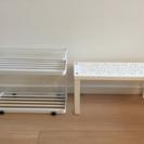 値下げ‼️美品‼️タワー 山崎実業  調味料ラック IKEA
