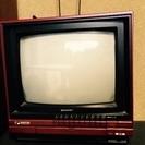 ブラウン管テレビおそらく17型
