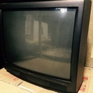 ブラウン管テレビ 三菱製