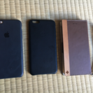 (値下)iPhone6 Plus ケース (Apple純正2点 +...