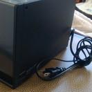 HDD  1TB  使用186時間程度  IODATA製(冷却用静...