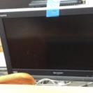 SHARP液晶テレビ20型 2008年製