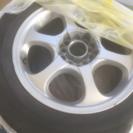 日産 スタッドレスタイヤ ホイール付きx4