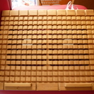 売り切り DEEP COOL /   珍しい竹製ノートPC置き台