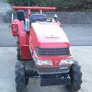 ヤンマーF7 トラクター