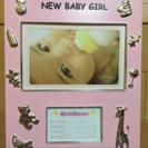 赤ちゃん フォトアルバム 女の子