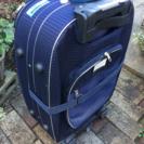 大掃除で出てきた旅行鞄、使用1回のもの