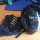 ショウエーのヘルメット