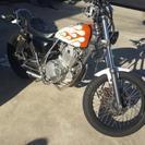 グラストラッカー250cc 400cc交換希望