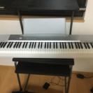 【取引中】電子ピアノ CASIO PX-150WE 値下げ交渉可