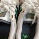 【ビックサマーセール!】adidas カジュアルスニーカーサイズ2...