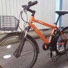 【売ります】 電動アシスト自転車 Panasonic ハリヤ 20...