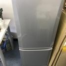 冷蔵庫・2ドア MR-P15X 2014年製 146L
