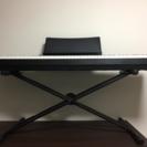 CASIO 電子ピアノ Privia PX-150 黒 スタンド付
