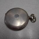セイコー100周年記念 純銀製懐中時計