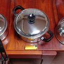 IH調理用 片手鍋 両手鍋 やかん 薬缶