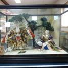 大きめの 日本人形  『高砂』