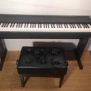電子ピアノYAMAHA P-70 スタンド椅子ペダル付き