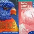 (洋書)米国の小2の理科の教科書とワークブック(中古)Gr.2 S...