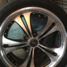 215/45/17ホイール、タイヤ4本セット