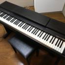 中古の電子ピアノもらってください
