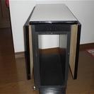 【値下げ】バタフライダイニングテーブル(椅子無し)