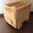 天然木☆おもちゃ箱