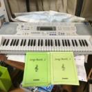 CASIO社製電子ピアノ(ほぼ未使用品)