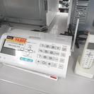 札幌 引き取り シャープ FAX付き電話 子機1台 UX-D56C...