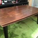 こたつ ローテーブル