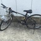 イオンクロスバイク ineed z1H 21段変速 2015年式