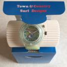 【未使用品】 Town&Country 腕時計