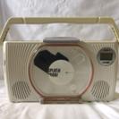 Casio AJ-17防水ポータブルCD・ラジオプレーヤー