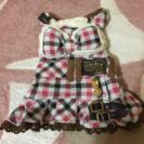 「値引き」新品 ワンちゃんの服