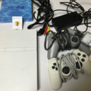 PS2本体+FFコレクション
