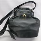 マリンクレールの黒のバッグです。