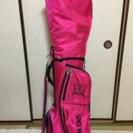 「値引き」新品 軽量のゴルフバック