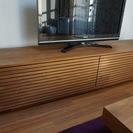 【引取のみ】広松木工テレビボード3年半使用
