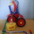 Goo.N 折りたたみ式三輪車