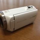 新品! Panasonicのデジタルハイビジョンビデオカメラです