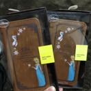 値下げ ELECOM iPhone6 携帯ケース エルサ