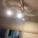 ニトリ シーリングライト(ウッドリング46P-4DBR)※現在販売...