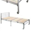 【交渉中】【新品】折り畳み ベッド(シングル)