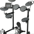 YAMAHA電子ドラム DTX430K